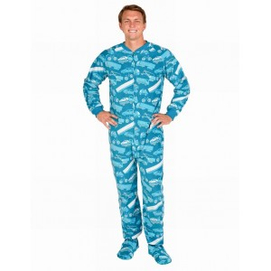 Schlafoverall (Fleece) AUTOMOTIVE Einteiler Jumpsuit